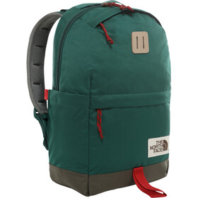 The North Face Daypack, night green/new taupe green